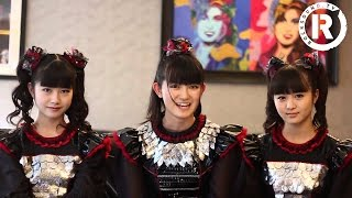 BABYMETAL - Remember That Time I... Interview