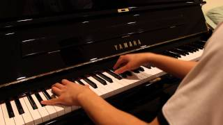 Coldplay - Oceans (BBC 1 Radio Live Lounge Version) (Piano Cover)