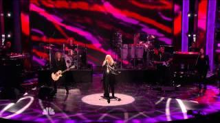 "Stevie Nicks - ""Edge of Seventeen"" - America's Got Talent - 7-27-2011"