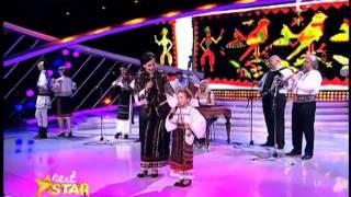 "Daria Huţanu si Viorica Macovei - ""Trandafir de la Moldova"" - Next Star"
