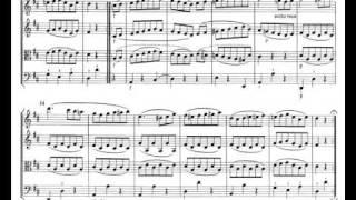 Mozart - Eine Kleine Nachtmusik KV 525 3rd mv.t - Piano Transcription [tbpt22]