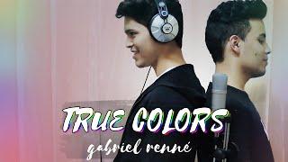 Zedd, Kesha - TRUE COLORS (Gabriel Renné Cover)