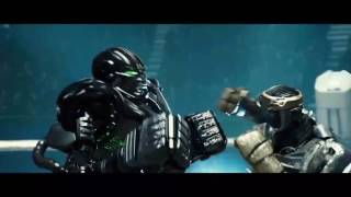 Real Steel- Can't Be Touched