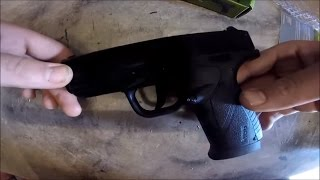 Airsoft Review/Unboxing (Bersa BP9CC)
