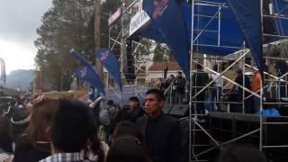 San andres 2016 grupo cumbia de la cruz