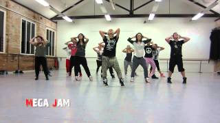 'Live It Up' Jennifer Lopez ft. Pitbull choreography by Jasmine Meakin (Mega Jam)