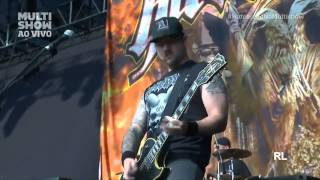 01 Hatebreed - To The Threshold (Monsters of Rock 2013)