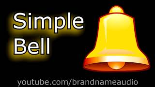 Simple Bell Sound Effect
