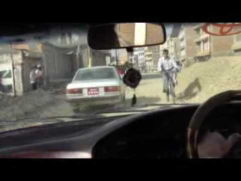 Kathmandu, Nepal.  Part 2 of footage taken from car