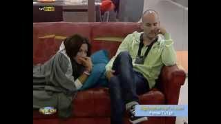 Raquel Henriques e Edmundo Falam de Possiveis Relações Big Brother Vip