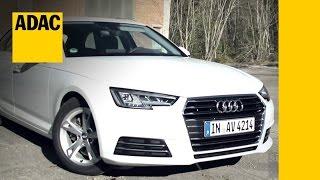 Audi A4 Avant (B9) 2.0 TDI im Test | Autotest 2016 | ADAC