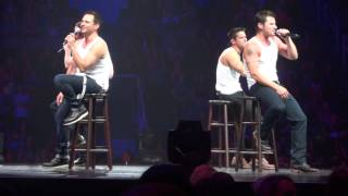 98 DEGREES LIVE - I DO (Cherish You) - July 12, 2013 San Jose SAP
