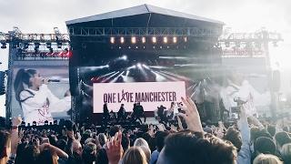 "Ariana Grande - Break Free (HD) Live ""One Love"" Manchester 4.6.17 | Samantha Barlow"