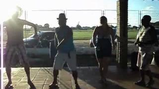 Dançando Kuduro - (Danza Kuduro) - Parnamirim/RN