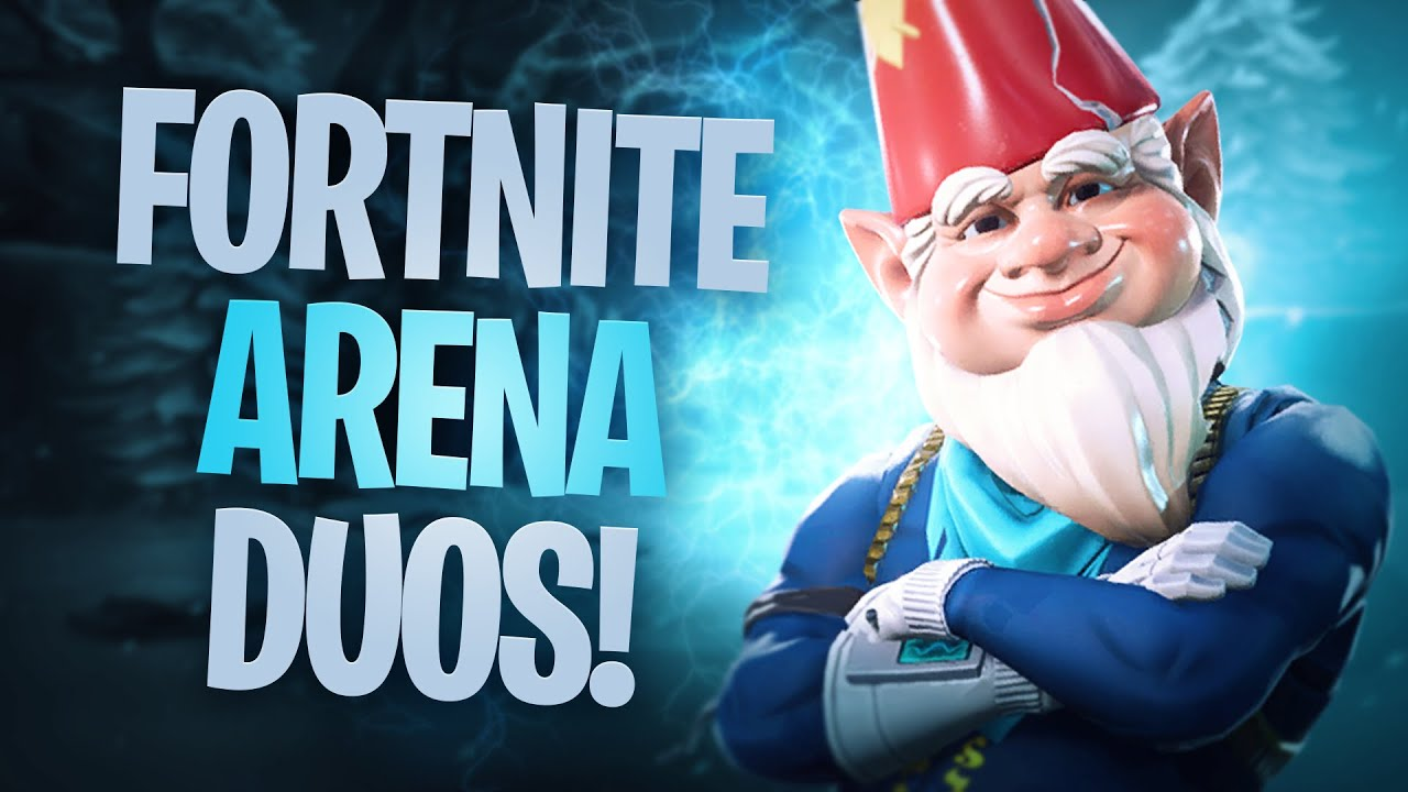Zanitor - Not a Gnome! - Arena Duos with @ZackScottGames !