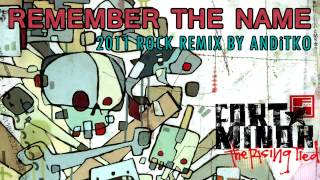 Remember the name remix