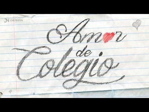 Amor De Colegio de Play Dj Letra y Video