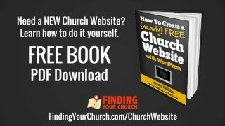 FYC Podcast 013: Free Guide - Create A {nearly} Free Church WordPress Website