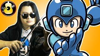 Mega Man 3 - Title Theme (Metal Violin Cover/Remix) || String Player Gamer