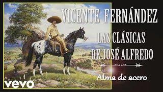 Vicente Fernández - Alma de Acero - Cover Audio