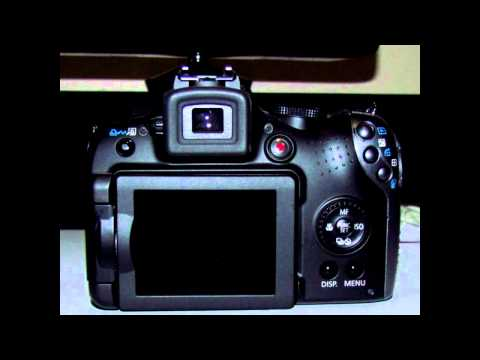 Canon sx10is manual