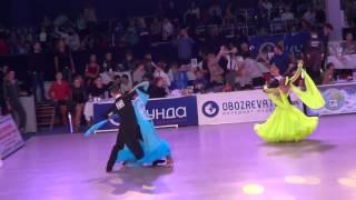 2016 Parad nadiy Junior 2 St Final Waltz | Парад надежд