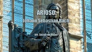 ARIOSO - J.S. Bach (arr. Jacob de Haan)