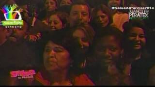 La Rebelion - Oscar D' Leon - Salsa Al Parque 2014