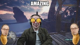:YUMMY FACE: AMAZING. - (Monster Hunter World - XBOX & PS4 Sponsor Hunts)