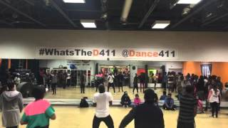 "2 Chainz ""El Chapo Jr"" By Jeremy Green At Dance411 Studio"