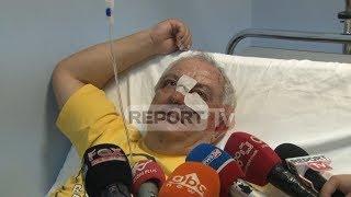 Report TV - Me hundën e fashuar, flet pas rrahjes avokati Ilia: Prokurori i lidhur me banda