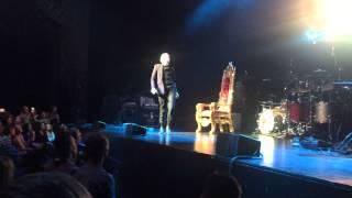 Trevor Moran performing Echo Live Chicago