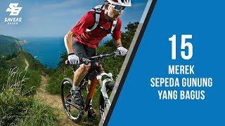 15 Merek Sepeda Gunung yang Bagus dan Terlaris