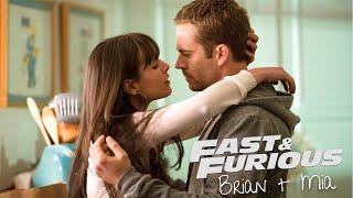 Fast & Furious | Brian + Mia