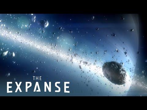 THE EXPANSE (Original Trailer) | SYFY