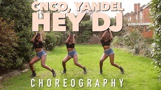 CNCO, Yandel - Hey DJ | @LeoniJoyce Coreografia/Choreography