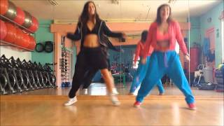 """Zumba """"vuelve""""-Juan Magan ft Paulina"""