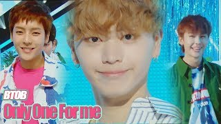 [Comeback Stage]  BTOB - Only one for me  , 비투비 - 너 없인 안 된다Show Music core 20180623
