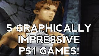 5 Graphically Impressive PS1 Games Feat The Golden Bolt   Minimme