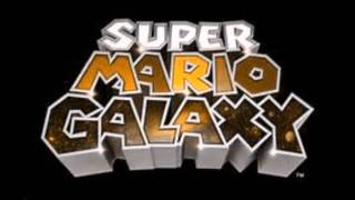 Super Mario Galaxy-Junk yard music