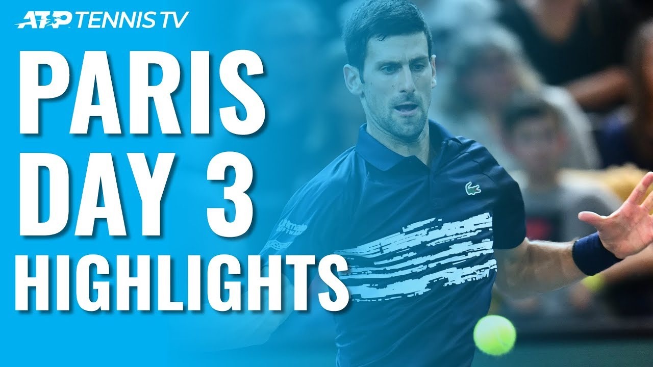 Nadal Overcomes Mannarino Challenge; Djokovic survives Moutet Scare | Paris 2019 Day 3 Highlights