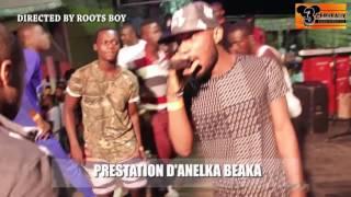 PRESTATION D'ANELKA BEAKA  AU CONCERT LIVE DE DJ LEO AU NPA