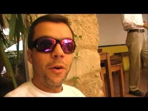 Barca ISRAEL 2011- Almocando na Jordania e contando os causos…