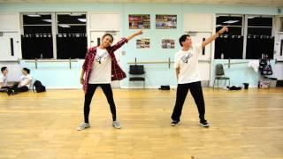Camp COED Choreo 2015: High School Locking