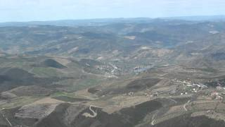 Rio Douro, Vila Nova de Foz Coa, Pocinho e Lousa