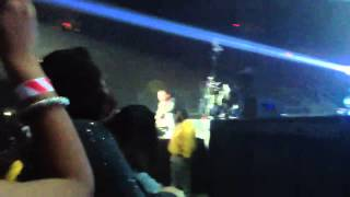 Miguel Adorn live Charlotte NC 12-14-12