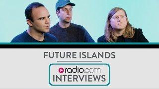 Future Islands Talk 'Ran'