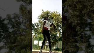 Choregraphie petit afro