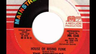 CHUBUKOS House of rising funk  Funk Instr.