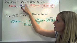 SI Units and Metric Conversions